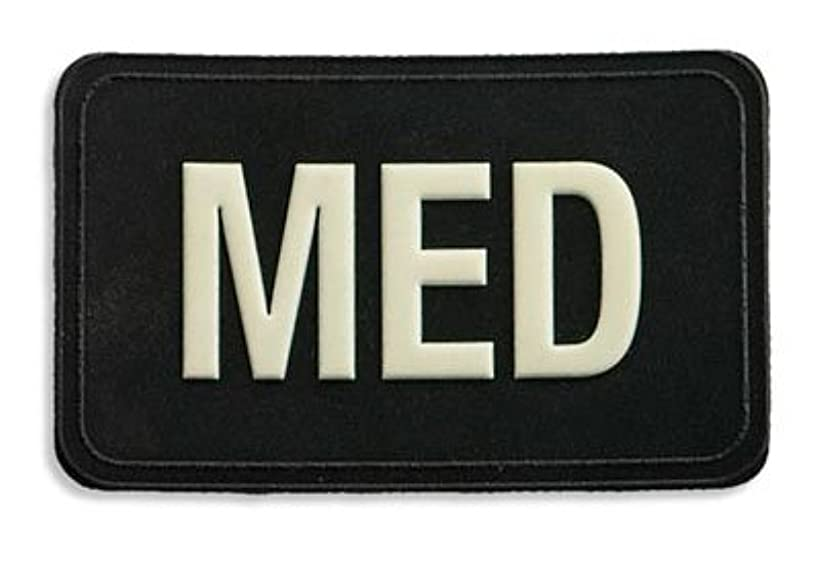 PVC MED PATCH-GLOW IN THE DARK