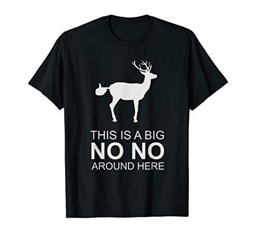 Dont Touch Wildlife Deer T-Shirt