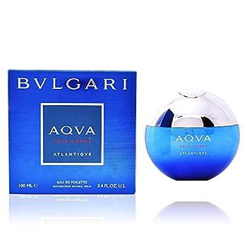 Bvlgari Aqva Pour Homme Atlantiqve Eau De Toilette Spray 50 ml/1.7 Ounce