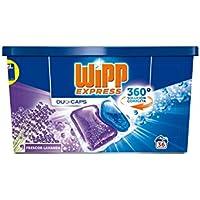 Wipp Express Detergente en Cápsulas Lavanda - 36 Lavados
