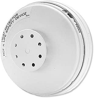 281B-PL Detector, Heat, White, H 5 x L 5