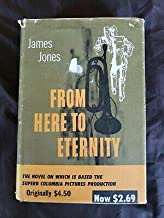 From Here to Eternity by James Jones Scribners Vintage HCDJ 1953