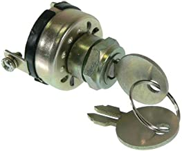 Ignition Key Switch Compatible With Massey Fergurson 35 50 TE20 TEA20 TO20 TO30 Tractors NEW