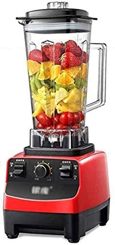 SYLOZ-URG Blender Ice Blender Triturador profesional encimera licuadora con protección de control de temperatura 68 oz for bebidas congeladas y batidos SYLOZ-URG