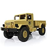 WZRYBHSD Monster Truck Caja De Almacenamiento 4WD Over-Climbing Wild Car Modelo Carga Control Remoto Coche Todo Terreno Eléctrico Dune Buggy Juguete Cumpleaños Navidad Adulto Niño Niña Adolescente Reg