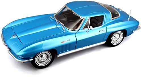Maisto - Chevrolet Corvette del año 1965 en escala 1/18 (31640) , color surtido