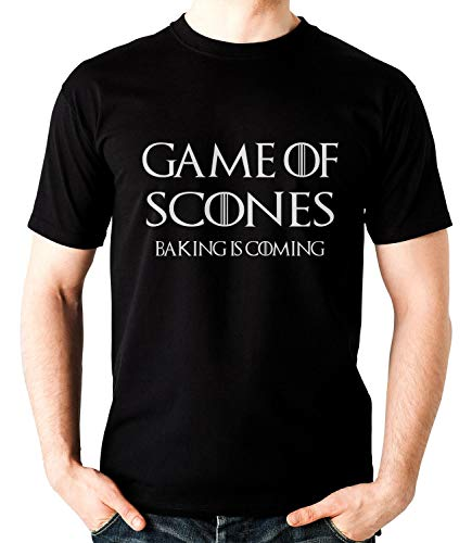 Game of Scones T-Shirt Funny Baking Bakers Gift Shirt