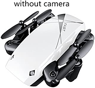 AKDSteel S9 Mini Folding UAV 4-Axis Aircraft Remote Control Drone Toy Teenager White Quality Gifts