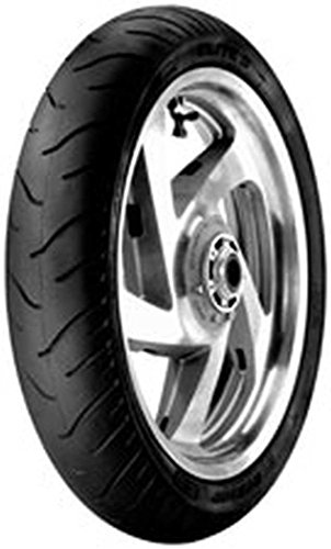 Dunlop Elite 3 Bias Touring Tire - Front - 90/90-21 , Speed Rating: H, Tire Type: Street, Tire...