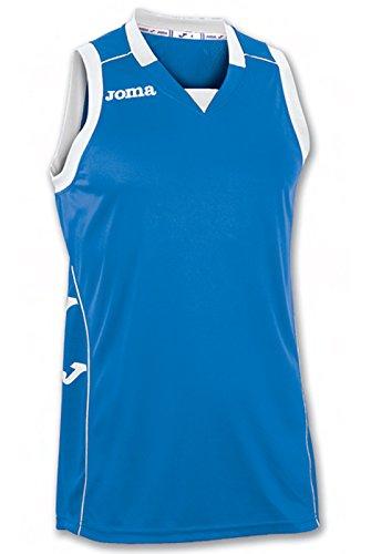 Joma 100049 700 - Sports T-Shirt pour Homme - Bleu (Royal Blue) - 4XS-3XS