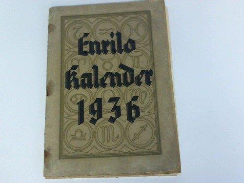 Enrilo Kalender 1936