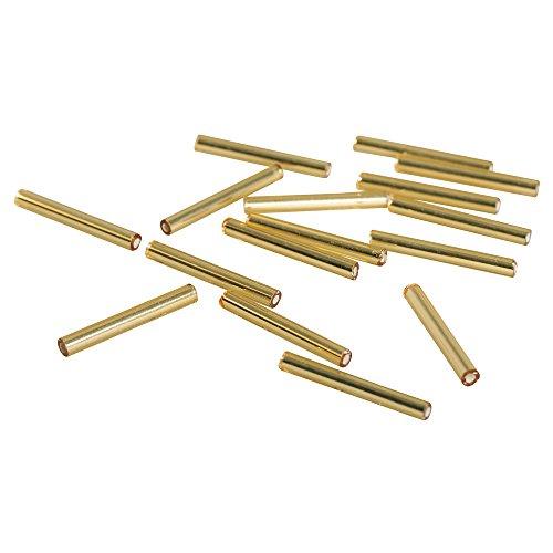 Rayher 1404606 glazen potloden, 2 cm, doos 12 g, goud