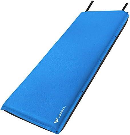 Top 10 Best self inflating sleeping pad double Reviews