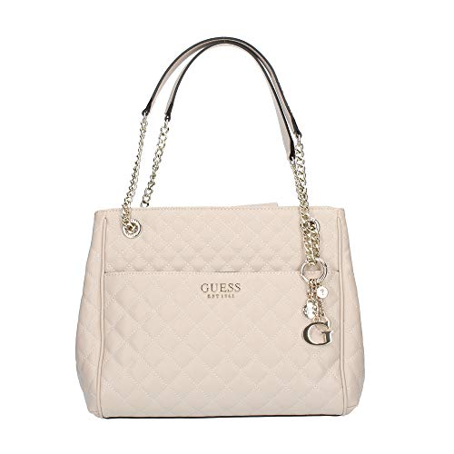 Guess Brielle Schultertasche Taupe