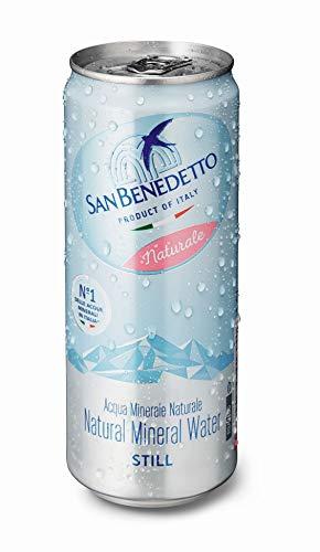 Acqua Naturale San Benedetto in Lattina | 24 Pezzi da 33 Cl