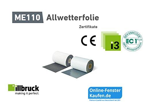 illbruck AB801 Antidröhnstreifen 120mm 1 Meter