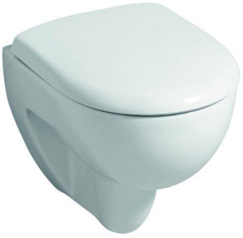 Keramag Renova Nr.1 Comprimo Cuvette de WC à rinçage encastré Blanc 480 mm