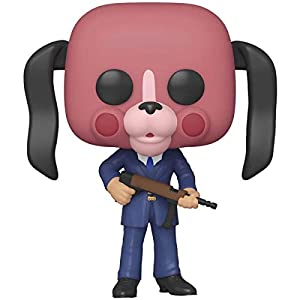 Funko Pop Cha Cha con máscara (The Umbrella Academy 936) Funko Pop The Umbrella Academy