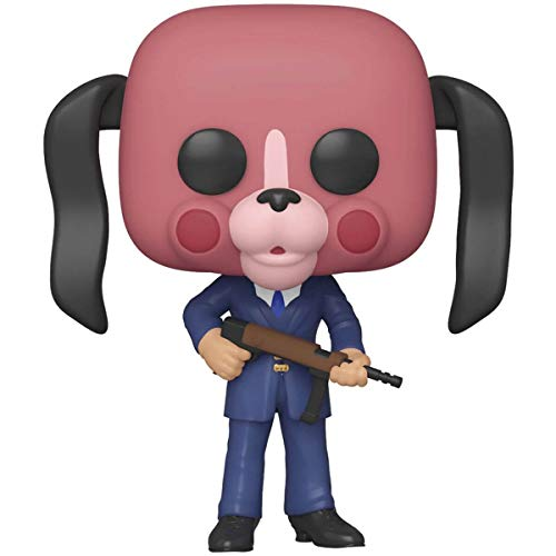 Funko Pop! TV: Umbrella Academy - Cha Cha with mask