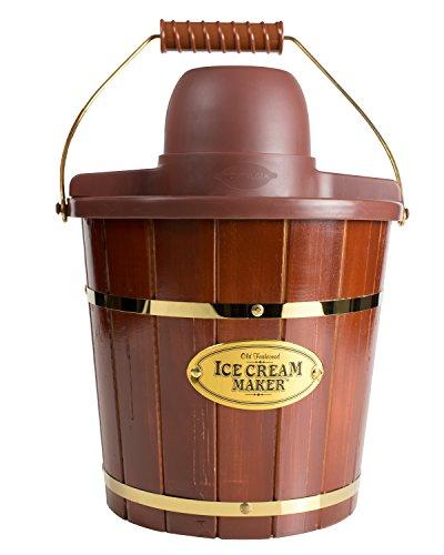 Nostalgia 4-Quart Electric Ice Cream Maker Now $19.96 (Was $30)