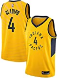 Victor Oladipo Indiana Pacers Yellow Youth Alternate Statement Edition Swingman Jersey (Large 14/16)
