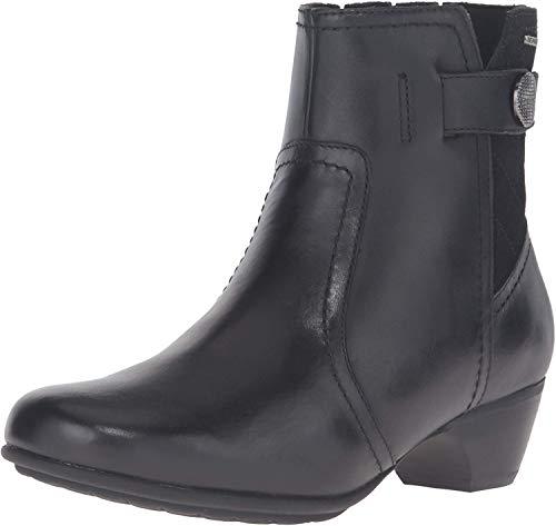 Aravon Women's Patrina-AR Boot, Black/Multi, 8.5 2E US