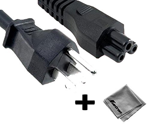3 ft AC Power Cord for Infocus Digital LCD Projectors LP130