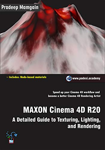 MAXON Cinema 4D R20: A Detailed Guide to Texturing, Lighting, and Rendering (English Edition)