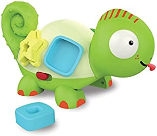 Bkids Sensory Chameleon Have Fun Colors Sound and Light