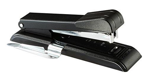 Bostitch Office B8 PowerCrown Travel & Desktop Stapler, Black (B8RC)