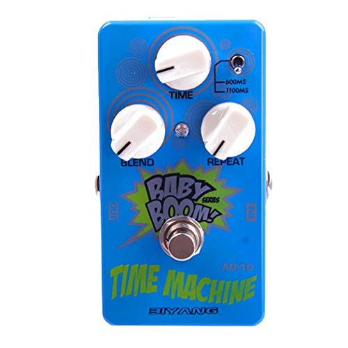 Biyang AD10 Analog Delay Babyboom Series Time Machine Analog Delay Guitar Effects Pedal