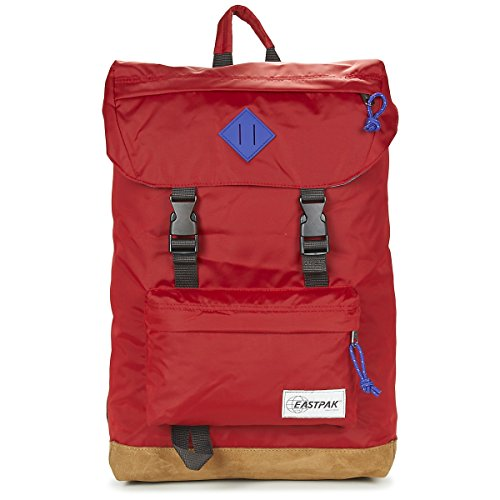 Eastpak Rowlo Laptop Backpack One Size Into Nylon Red