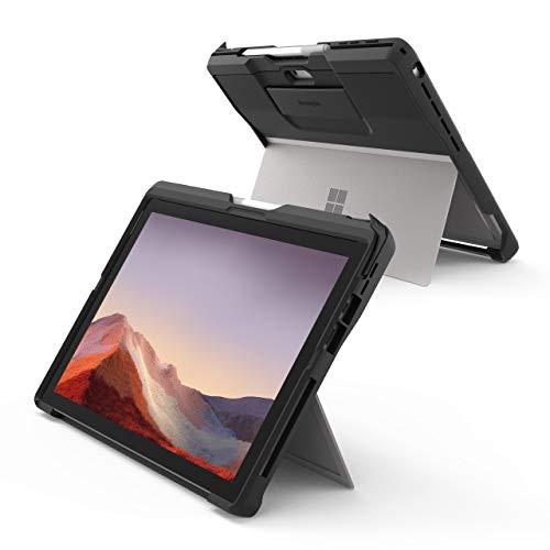 Kensington Capa robusta Blackbelt 2ª graus para Surface Pro 7, 7+, 6, 5 e 4 - Preta (K97950WW)