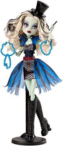 Monster High - CHX98 - Poupée Mannequin - Frankie - Freak Du Chic