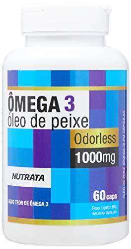 Ômega 3 (60 Caps), Nutrata