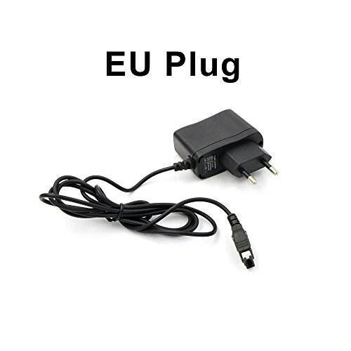 Childhood Caricatore UE AC Adapter Alimentatore per il cavo di alimentazione Gameboy Advance GBA SP DS