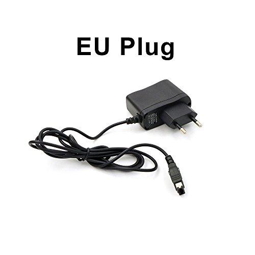CHILDMORY UE Cargador de adaptador de fuente de alimentación de CA para Gameboy Advance GBA SP DS cable de alimentación