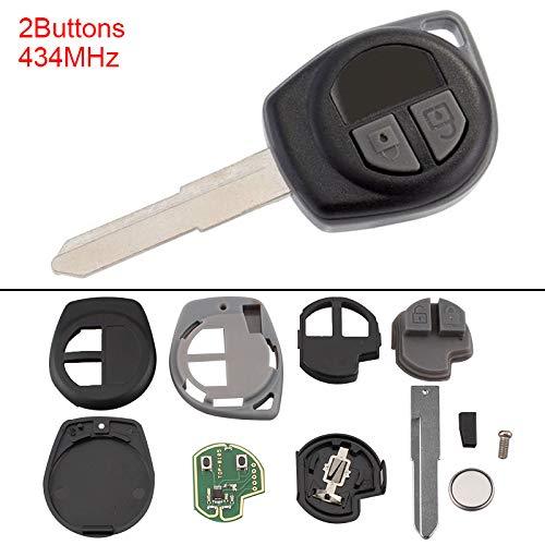 Llavero remoto sin llave chip ID46 Suzuki SWIFT SX4