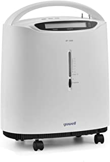 yuwell Home Use_Med_Grade_Portable Oxygen Concentrator AC110V