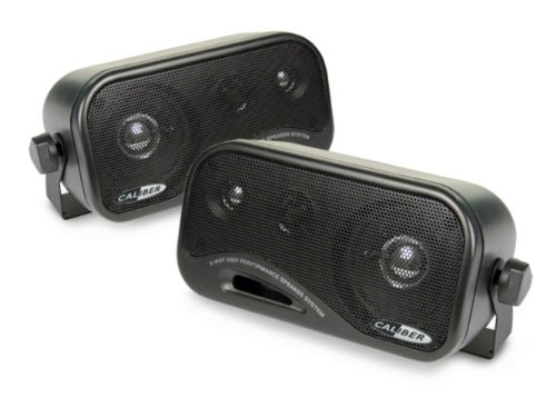 Caliber CSB2 altavoz audio De 3 vías 120 W - Altavoces para coche (De 3 vías, 120 W, 50 W, 4 Ω, 90 dB, 150-21000 Hz)