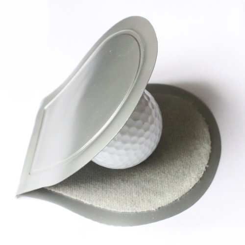 Golf Ball Reiniger Reinigen Sie den Ball nass, trocken in der Tasche QC-01 MEHRWEG