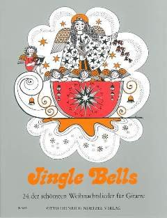 JINGLE BELLS - gearrangeerd voor gitaar [Noten / Sheetmusic]