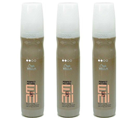 Wella EIMI Perfect Setting SET 3 x 150ml