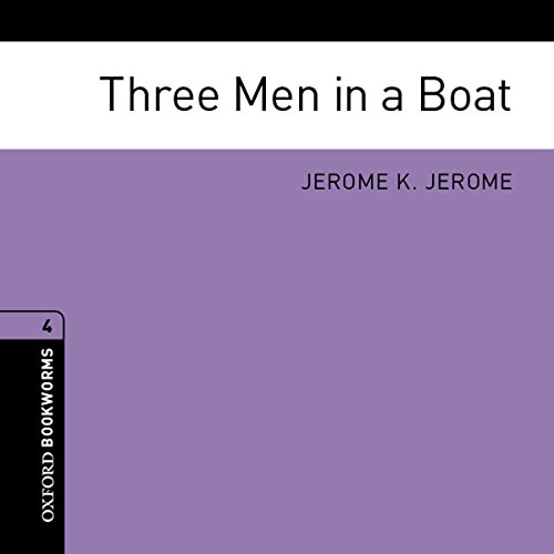 Couverture de Three Men in a Boat (Adaptation)