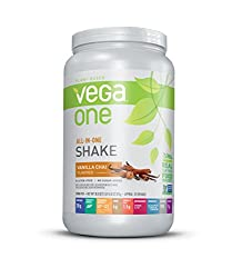 ALL-IN-ONE: Start your day with multisource protein, vitamins, minerals, probiotics, antioxidants, and omega-3s, all sourced from the power of plants PLANT-BASED PROTEIN: 20g of protein from a complete multisource blend of organic pea protein, organi...