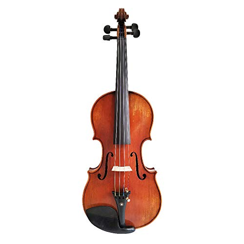 LOIKHGV 1716 100% handgefertigter Spiritus Lack ViolineKohlefaserBogenschaum Fall, rot