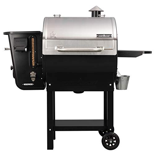 Our #7 Pick is the Camp Chef Woodwind WIFI 24 Pellet Smoker