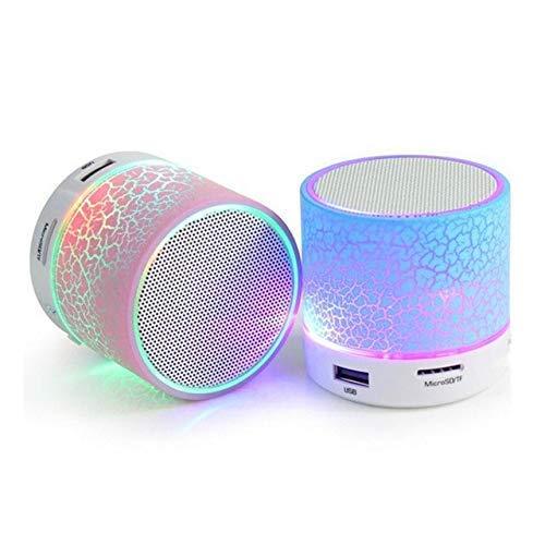 Music World EASYSHOPEE S10 Mini Wireless Portable Plastic Bluetooth Speakers with TF...