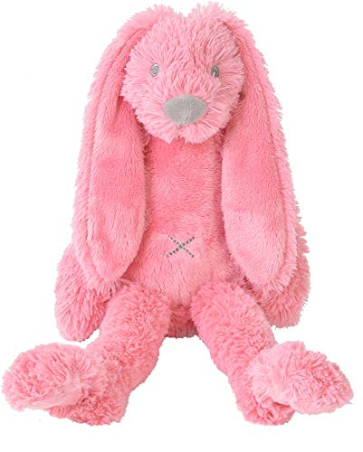 Happy Horse knuffel Tiny Donker Roze Konijn Richie - 28 cm