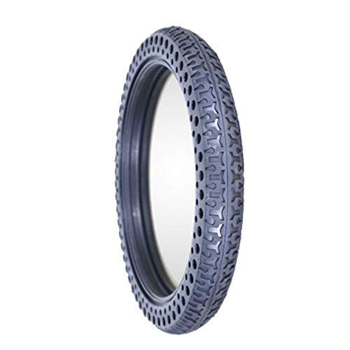 DIEFMJ Neumático para Scooter eléctrico, neumático sólido de 16x2.125, Capa de amortiguación Hueca, Resistente a los pinchazos, Duradero, Seguro y Estable, sin Mantenimiento